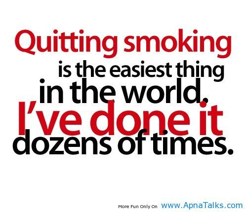 Quit Smoking Quotes: Stop Smoking Quotes Tumblr Quitting Smoking Dozens Quotes
