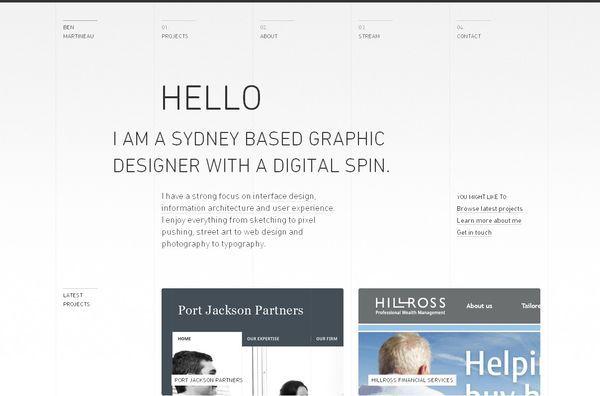 Lovely Portfolio Site