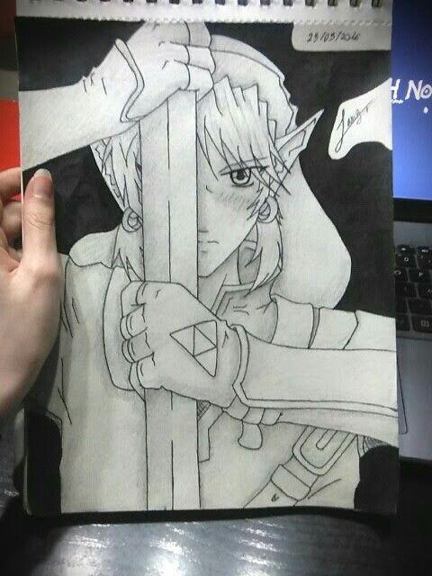 Link, Zelda