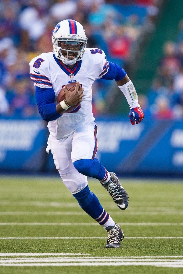Tyrod Taylor, Buffalo Bills