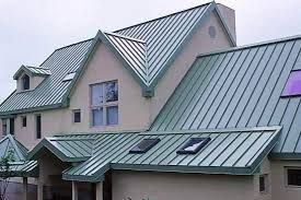 Image result for metal roof stucco siding