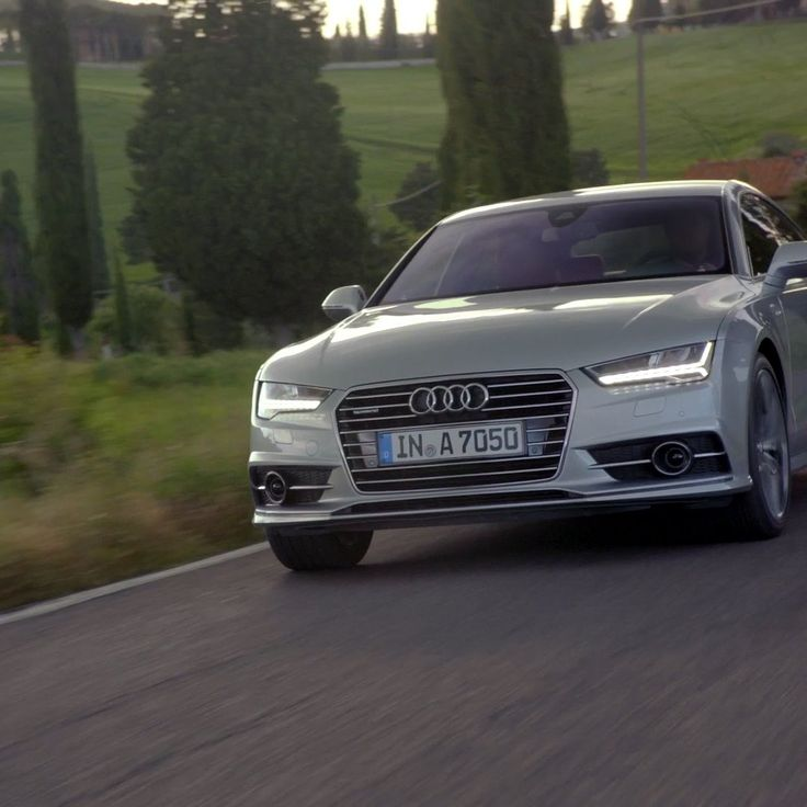 2016 Audi A6 30t Quattro Audi A6 Car And Driver