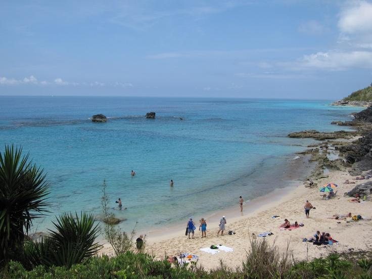 best snorkling spot, bermuda