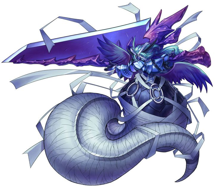 Koshmar (Punishment) - Arcana Heart 3