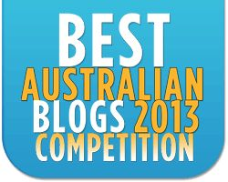 Best Australian Blogs 2013 Competition