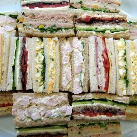 Ribbon Sandwiches are perfect for corporate catering Melbourne                                                                                                                                                                                 More