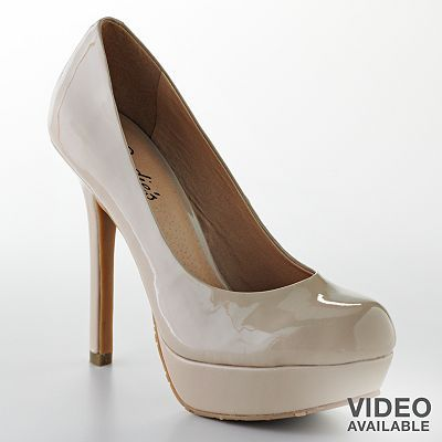 11 best Candie's Heels images on Pinterest | Platform high heels ...