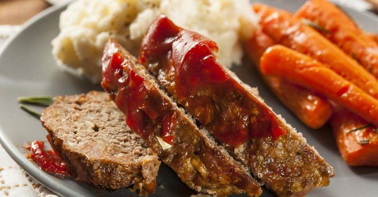Vous n'êtes pas un grand fan du pain de viande...celui-ci vous fera certainement changer d'avis !