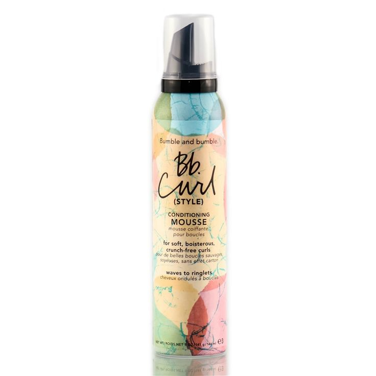 Bumble and Bumble Curl Style Conditioning Mousse