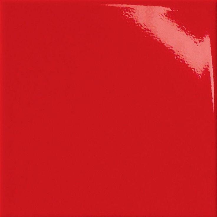 #Dado #Rosso Lux 20x20 cm 302804 | #Gres #tinta unita #20x20 | su #casaebagno.it a 20 Euro/mq | #piastrelle #ceramica #pavimento #rivestimento #bagno #cucina #esterno