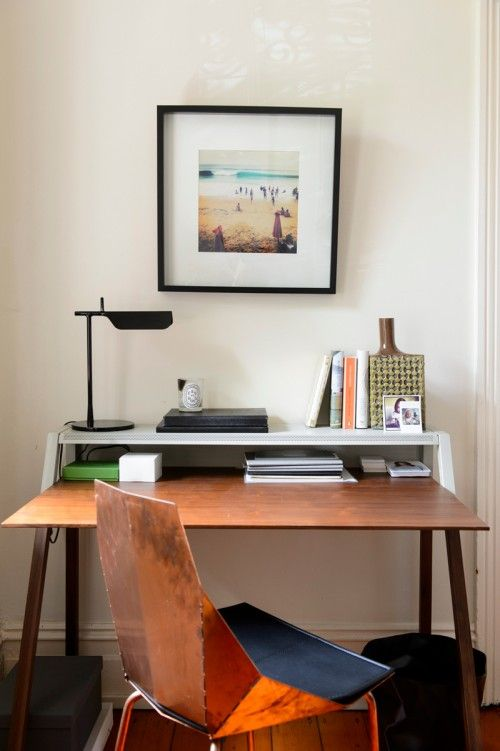Superb Another Look At A Delicious Home Office Space Belonging To Jaqui Lewis And  Arran Russell.