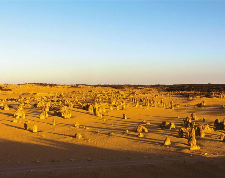 Take a day trip from Perth to Cervantes and the Pinnacles Desert on the Indian Ocean Drive – walk on the moon, go sandboarding and feast on lobster.