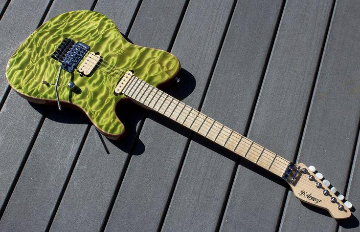 D'Avanzo Guitars