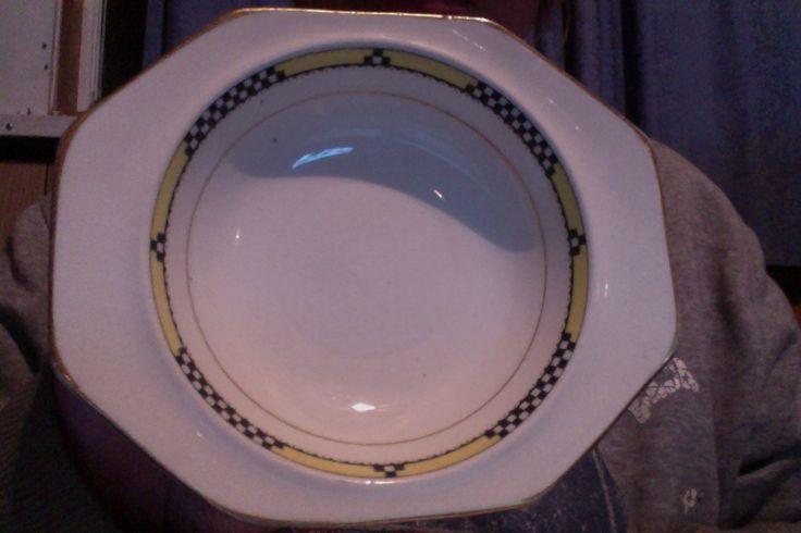 Wilkinson Ltd china pattern from Clarice Cliff era