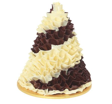 Patisserie Valerie - Wedding Cakes - Profiteroles Valerie Style
