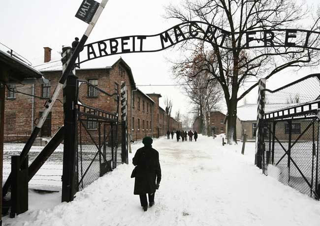 "Trips to Auschwitz are a creepy experience and have nothing to do with fun & stag parties, however this is a ""must see"" when in Poland. http://partykrakow.co.uk/stag-weekends-krakow/relaxed/auschwitz/"