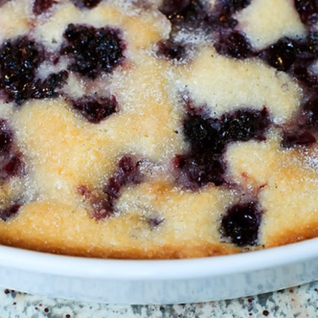 Blackberry Cobbler from Pioneer Woman • Made this a few times and ...