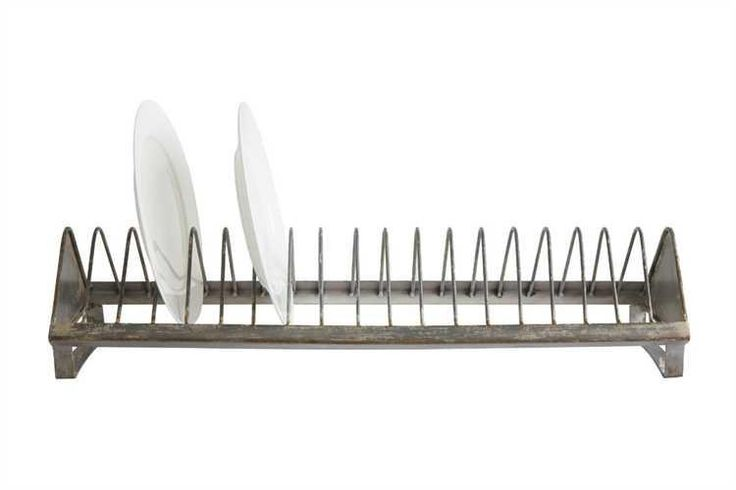 Long Wire Plate Rack