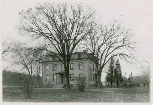 1891: Van Cortlandt Mansion, in Van Cortlandt Park in the Bronx - built in 1748 and is the oldest building in the Bronx.