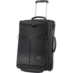 Samsonite CityVibe Laptop Duffle with Wheels Expandable 55cm