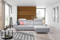 Couchgarnitur BUENO Couch Sofa Sofagarnitur U Wohnlandschaft Schlaffunktio