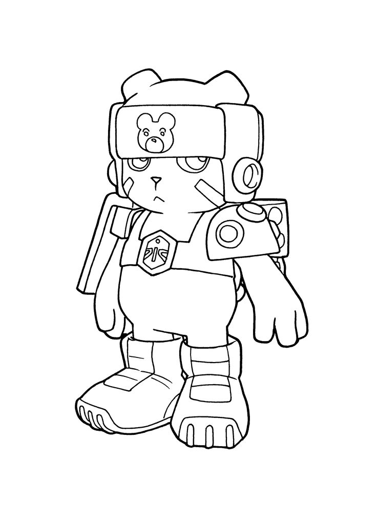 Coloring Page Digimon Coloring Pages 79 Bear Coloring Pages Cute Coloring Pages Digimon