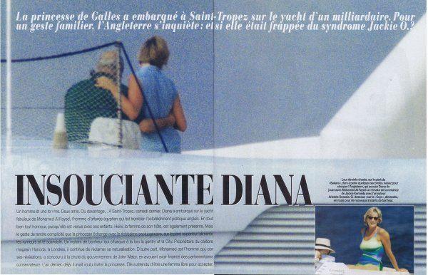Paris Match magazine - & - Hello magazine _ Juillet 1997