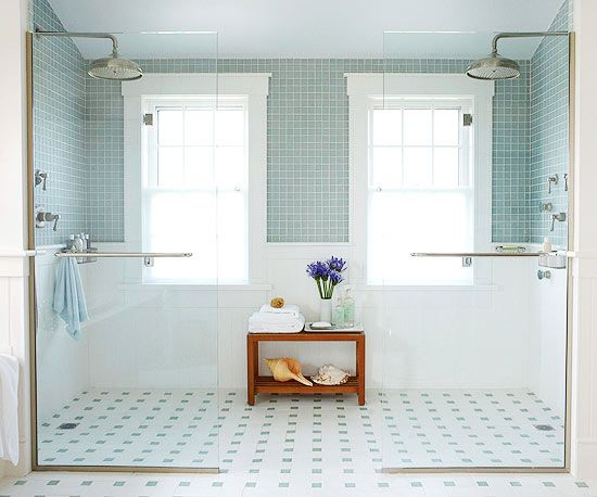 Give your bathroom a strong and stylish foundation. Discover durable and distinctive flooring materials and design ideas that you can bring to your bathroom.