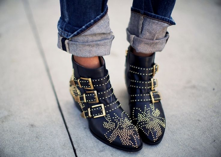 Chloe boots-obsessed