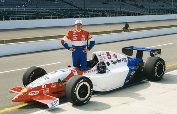 Indy 500 winner 1997: Arie Luyendyk  Starting Position: 1  Race Time: 3:25:43.388  Chassis/engine: G Force/Aurora