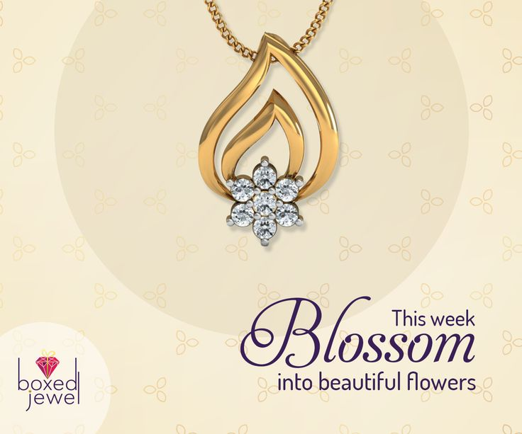 Such a leafy affair...   #OnlineShopping  #Gold  #Pendant  #Jewelry