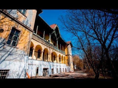 Szellemváros Magyarországon 77. - A Lipótmezei Elmegyógyintézet 4. | Az ...