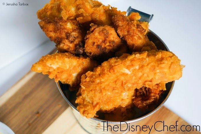 captain crunch chicken recipe planet hollywood