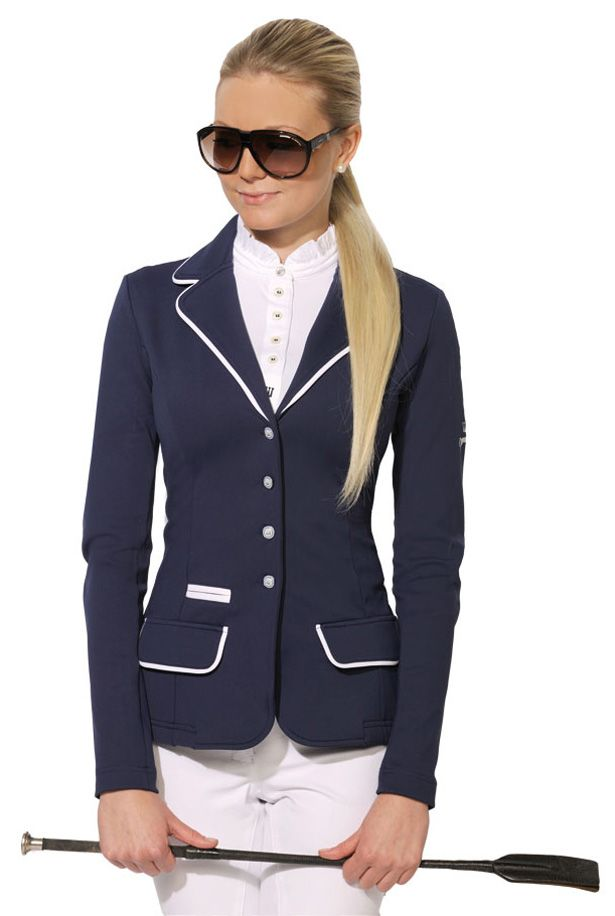 Trending NOW!!! Piped show jacket from Spooks