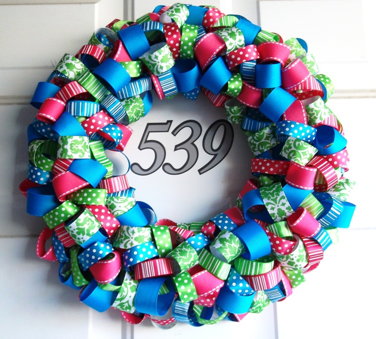 memorial day door wreaths