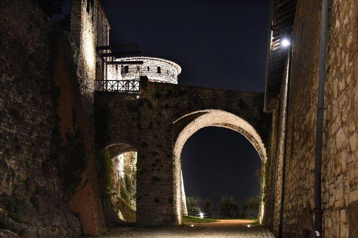 Brescia vestita di Luce:riaccendiamo la Bellezza del Castello.7 Aprile 2017
