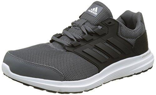 Oferta: 49.95€. Comprar Ofertas de Adidas Galaxy 4, Zapatillas de Running Hombre, Gris (Grey Five/Core Black/Footwear White), 42 2/3 EU barato. ¡Mira las ofertas!