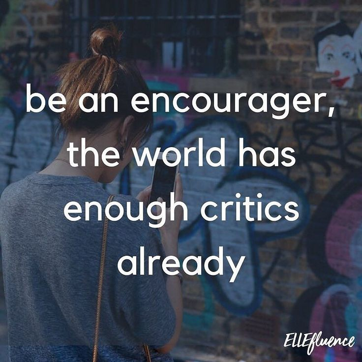 Who encourages you when you want to give up? Tag them below now #ellefluence
