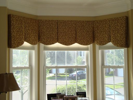 1000 Images About Box Valance For Bay Windows On