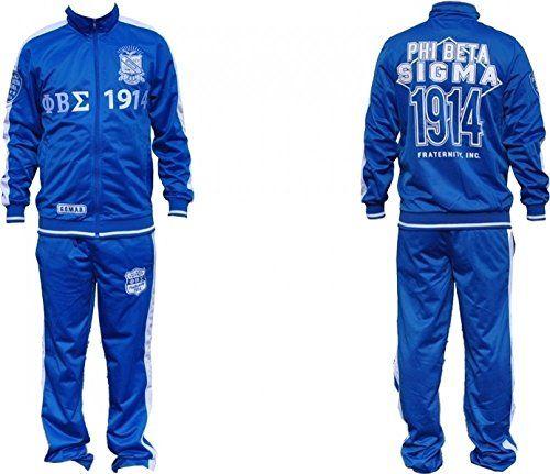 Phi Beta Sigma Divine 9 S3 Mens Jogging Suit Set [2XL - R... http://www.amazon.com/dp/B018JECF8I/ref=cm_sw_r_pi_dp_9Zfuxb051N70J