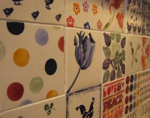 Gorgeous Emma Bridgewater tiles