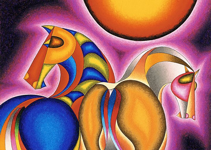Horses Soul - MAMANI MAMANI