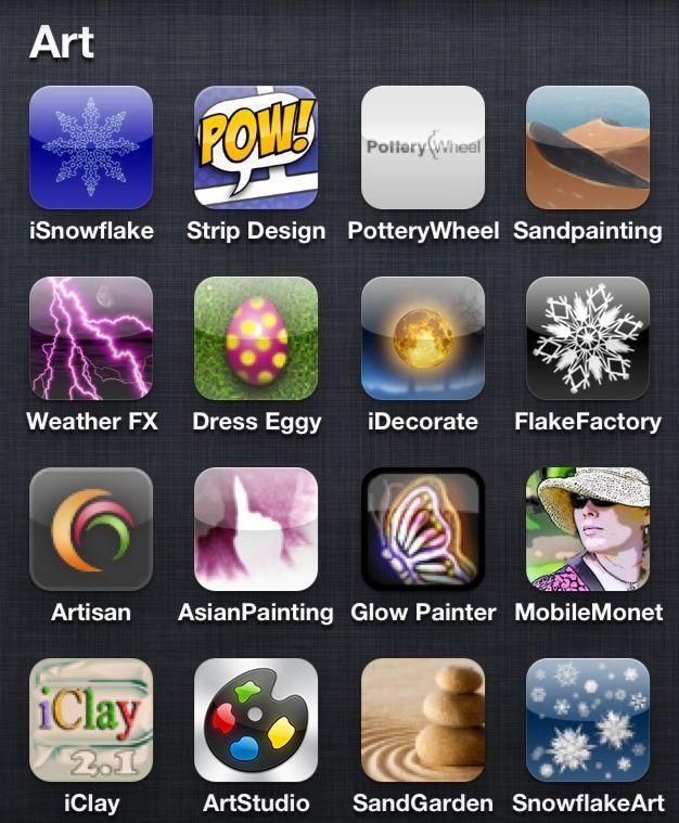 Art apps