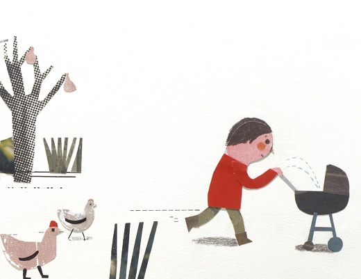 illustration by Madalena Matoso