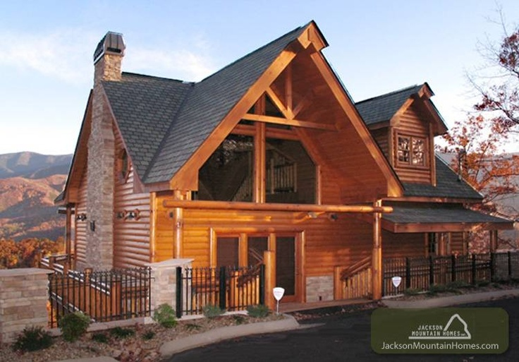 10 best favorite places spaces images on pinterest for Jackson cabins gatlinburg tenn