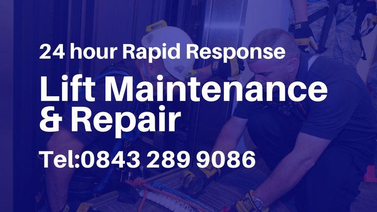Lift Maintenance & Installation Norbury Croydon  0843 289 9086 Surrey South London UK
