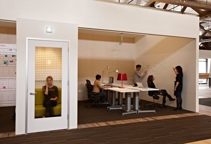IDEO San Francisco Offices | Jensen Architects