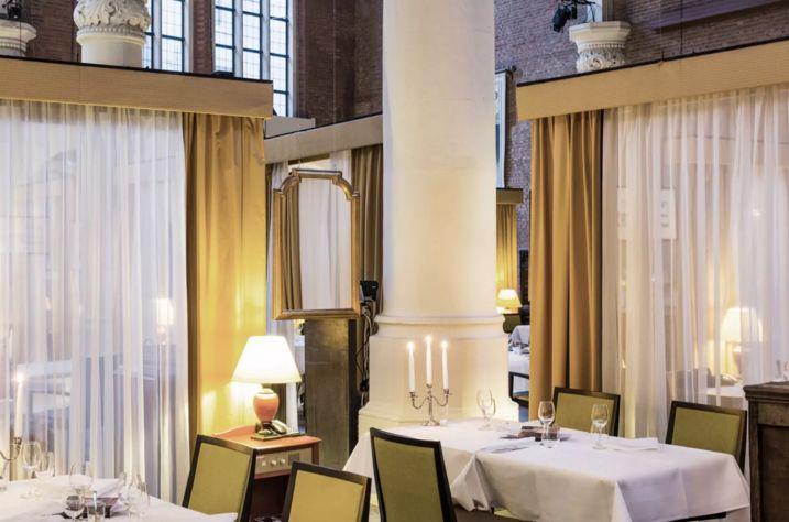 #Interiors in #Copenhagen - #Restaurant  by FreyH Studio & OJO