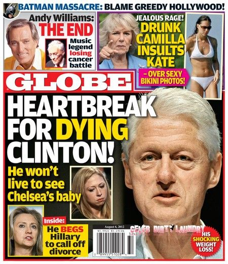 GLOBE Magazine: Bill Clinton Begs Hillary To Call Off Divorce! - BILL Clinton's weight loss is shocking. Back in July, it was reported that Bill has been begging wife Hillary to call off their divorce before he dies. But global health coach & disease prevention speaker http://www.PaulFDavis.com says he can heal Pres. Clinton (info@PaulFDavis.com) w Parasite Cleanse https://www.youtube.com/watch?v=H3cxUkrnRJg
