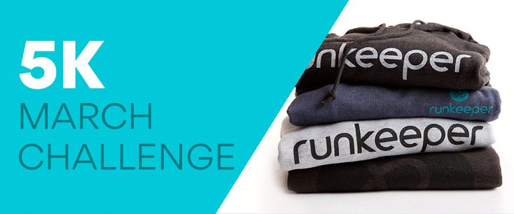 Runkeeper March 5K Challenge — 2017 - Runkeeper